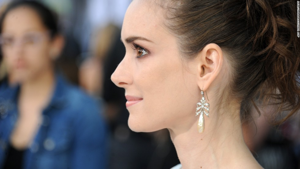"During Winona Ryder's 2002 trial for shoplifting from Saks Fifth Avenue, the shopping outlet's security chief testified that Ryder apologized with the claim that she'd committed the crime for a role. ""She said, 'I'm sorry for what I did. My director directed me to shoplift for a role I was preparing,' "" <a href=""http://www.ew.com/ew/article/0,,385394,00.html"" target=""_blank"">the security chief said. </a>"