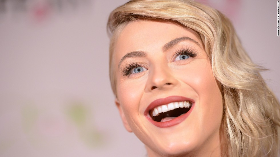 "Julianne Hough is such a fan of ""Orange Is the New Black"" that she thought it would be fun to dress up as one of her favorite characters, ""Crazy Eyes,"" for Halloween in 2013. Yet Hough went too far when she <a href=""http://www.cnn.com/2013/10/29/showbiz/celebrity-news-gossip/julianne-hough-blackface-dwts/"" target=""_blank"">combined a prison orange jumpsuit with blackface</a>, prompting outrage and a swift apology from the dancer-actress."