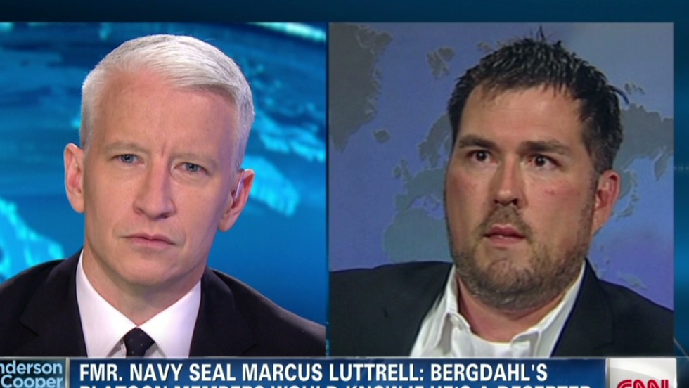 'Lone Survivor': Bergdahl branded already - CNN Video