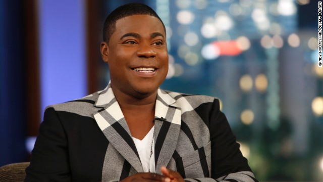 Actor Tracy Morgan In Critical Condition After Wreck