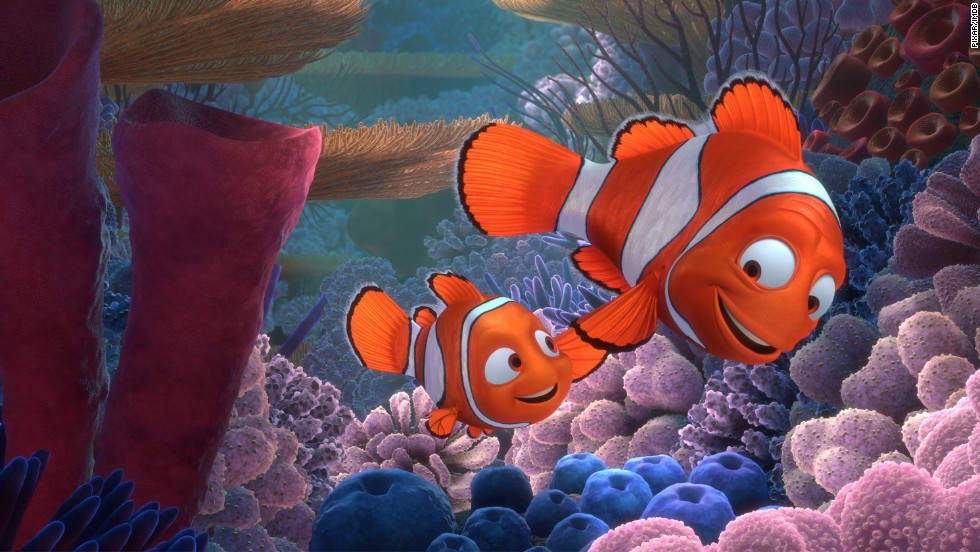 "<strong>""Finding Nemo"": </strong>This Pixar movie follows the journey of overprotective father Marlin as he searches for his clownfish son, Nemo, who was taken by a fishing boat. In the 2003 film, Nemo's mother and siblings were killed by a barracuda when he was just an egg."