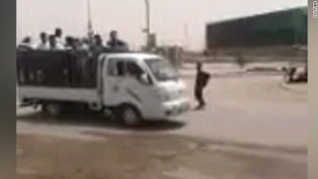 Gunman seize Iraqi university