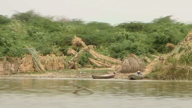 Hunt for Boko Haram focuses on Lake Chad