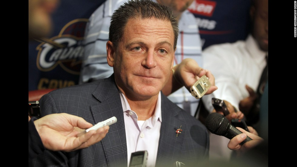 "<strong>Dan Gilbert:</strong> After Ohio's then-favorite son, LeBron James, ditched Cleveland to join Miami, Cavaliers owner Dan Gilbert went nuts on the ""self-titled former king,"" calling him narcissistic and cowardly. Many non-Miami basketball fans had been annoyed by James' televised ""Decision."" But with one <a href=""http://www.cnn.com/2010/TECH/web/07/09/comic.sans.cavs.james/"">comic sans tirade</a>, Gilbert redirected that criticism on himself and was promptly branded crazy and a racist."