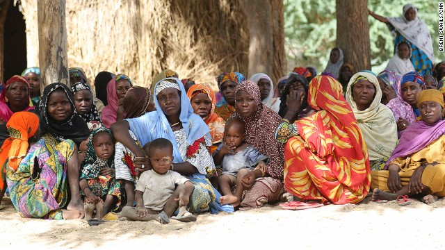 30,000 Nigerians flee Boko Haram violence in two days, UN says