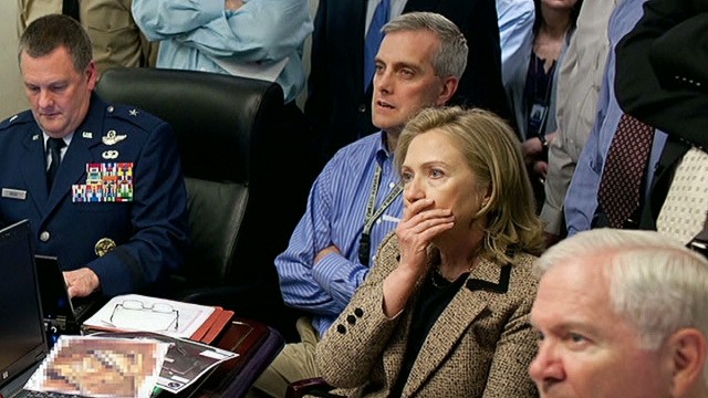 Clinton: Bill didn't know about bin Laden