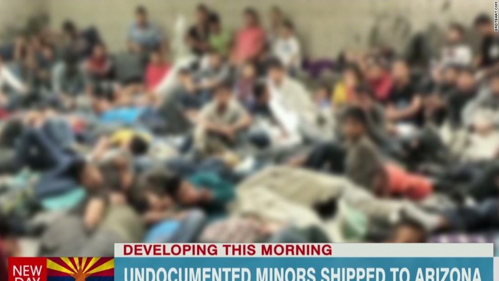 Obama vows urgent action as children make perilous illegal journey into U.S.