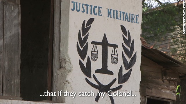 Rape is used as a weapon of war in Congo