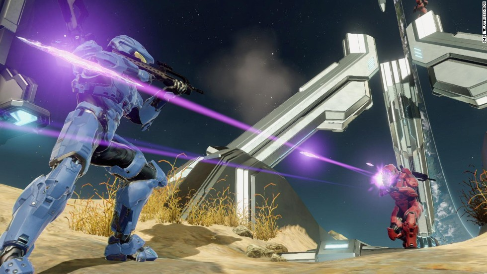 "In anticipation of next year's ""Halo 5: Guardians,"" Microsoft is releasing all of Master Chief's previous adventures as one game. They're playable with updated graphics or as they originally appeared, bugs and all."