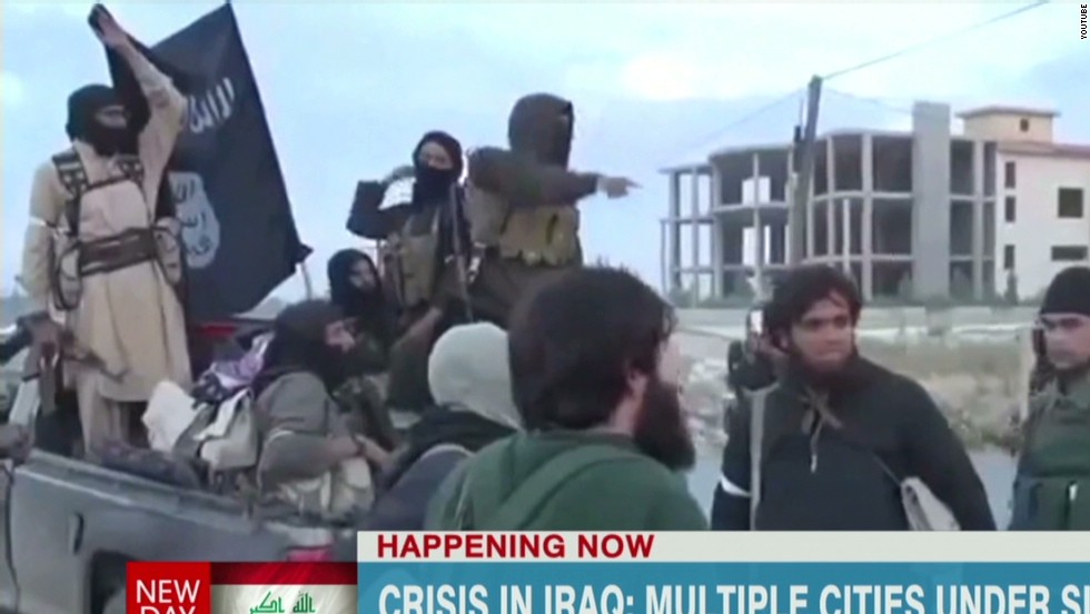 The siege of Mosul: What's happening? Why is it significant?