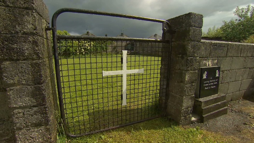 Reports of possible mass grave 'sickening,' Ireland's top Catholic clergyman says