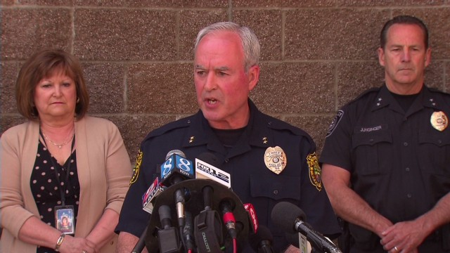 Police: Shooter and victim not linked