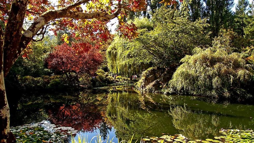 13 jardines fabulosos for Jardines butchart