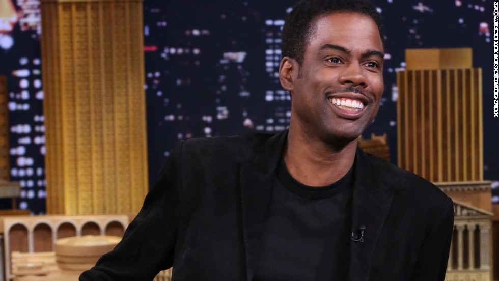 "<strong>Chris Rock, father of two, on intimacy</strong>: ""It's the ultimate in caring. You're wiping their a**, and someday, they may have to wipe yours."""