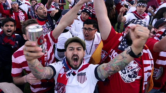 Soccer fans the most loyal in U.S.?