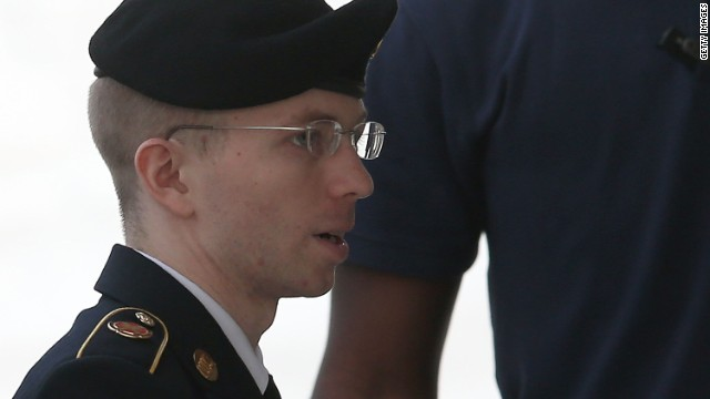 Chelsea Manning: U.S. lied about Iraq