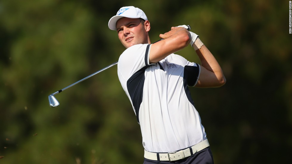 Kaymer went into the final round protecting a five-shot lead and carded one of the few under par rounds on the final day at Pinehurst to stretch that to eight by the end.