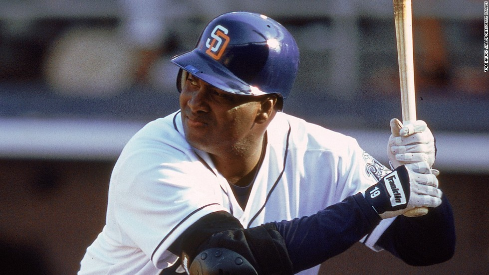 "<a href=""http://www.cnn.com/2014/06/16/sport/gwynn-baseball-death/index.html"">Tony Gwynn</a>, a Hall of Fame baseball player known as one of the game's all-time best hitters, died Monday, June 16, after a multiyear battle with salivary gland cancer. He was 54."