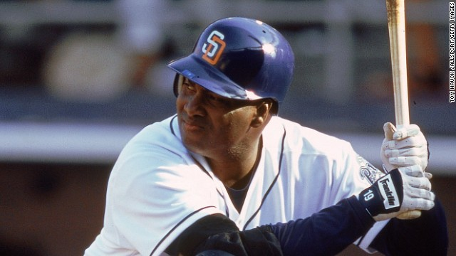 2007: Gwynn inducted into Hall of Fame