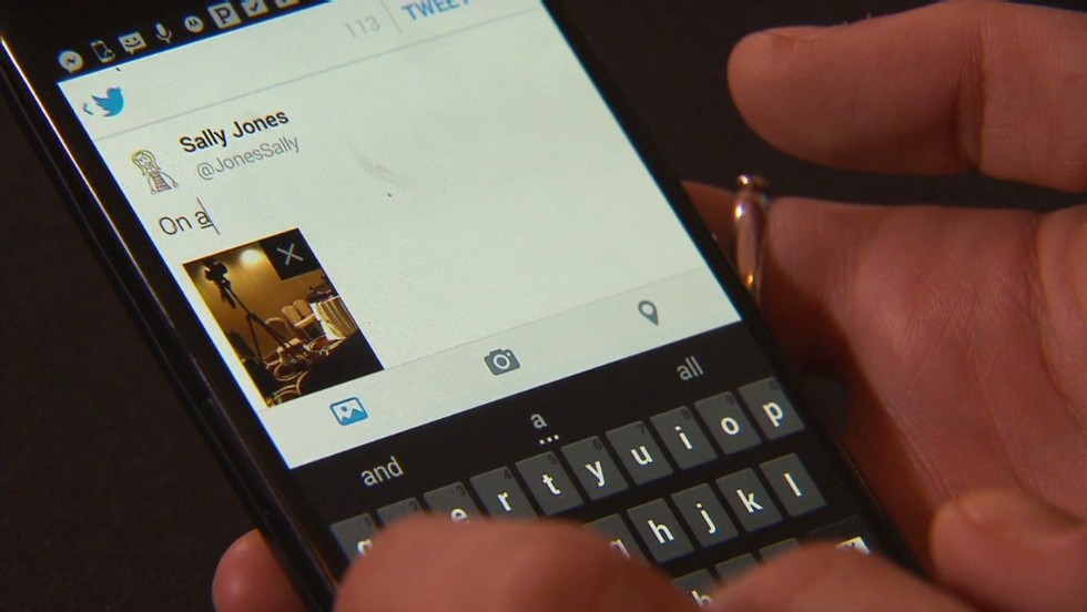 Stalker app shows danger of public Wi-Fi - CNN Video