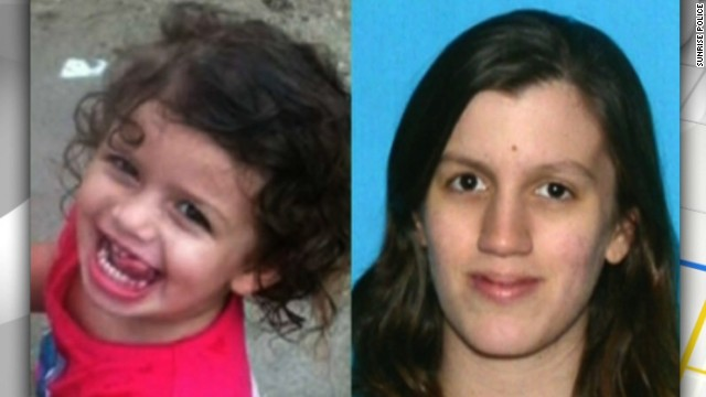 Police: Anti-vaccine mom, tot on the run