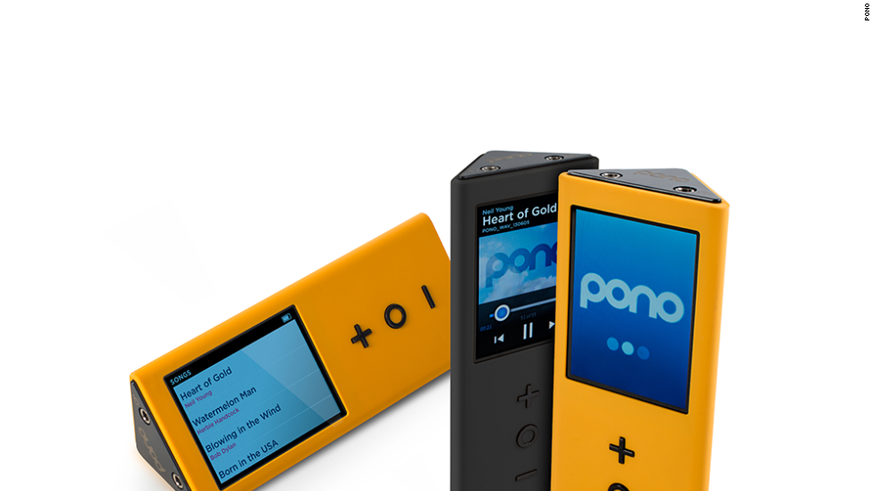 <strong>Pono Music: $6.2 million pledged of $800,000 goal, 18,220 backers -- </strong>Neil Young just couldn't stand listening to music on his MP3 player, so he decided to create his own device. The rock icon's Pono Music player promises high-quality, non-compressed sound. It will stream songs in 24-bit, 192-kHz sound and will come with 128GB of storage.