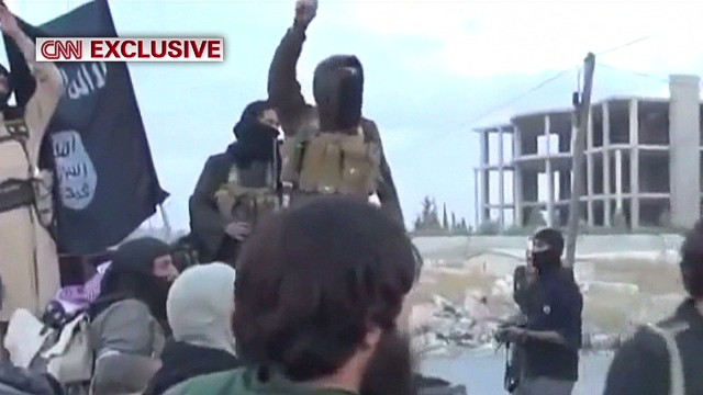 The evolution of ISIS' movement in Iraq