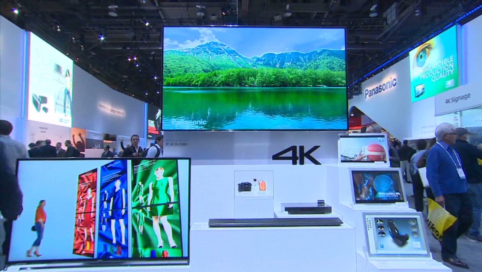 The rise of 4k TV - CNN Video