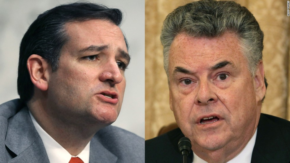 Rep. King: Ted Cruz is 'a guy with a big mouth'