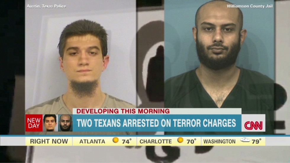 Texas man pleads guilty to attempting to join ISIS' jihad in Syria