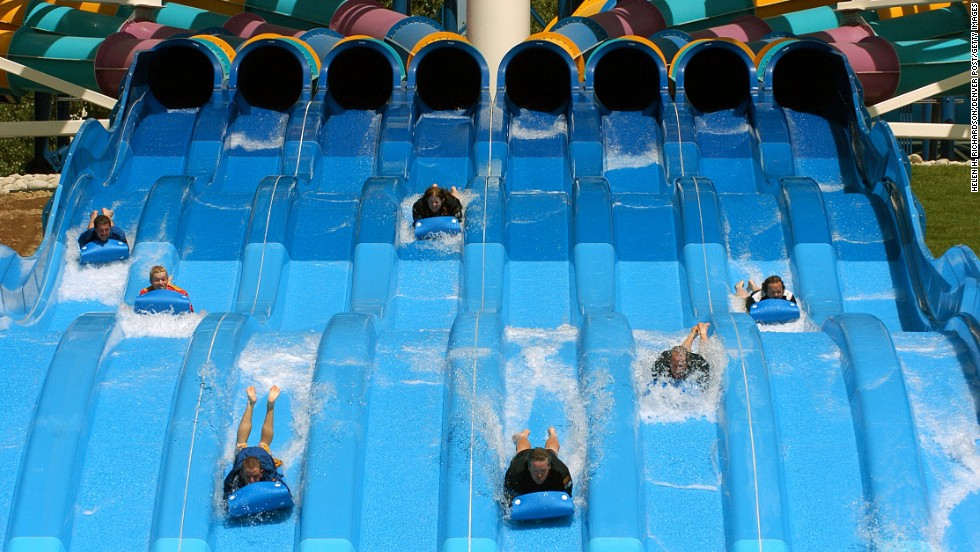 Top US Water Parks Making A Splash CNN Travel - 10 best water parks in the world
