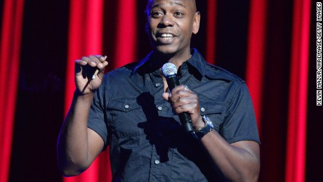 Dave Chappelle on Rachel Dolezal: 'The world's become ridiculous'