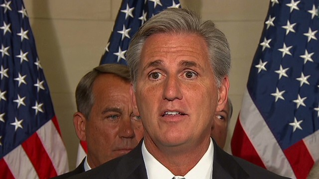 McCarthy: We'll turn this country around