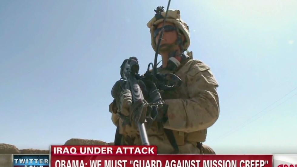Will there be a third Iraq war?  - CNN Video