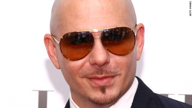 How does Pitbull throw a party?