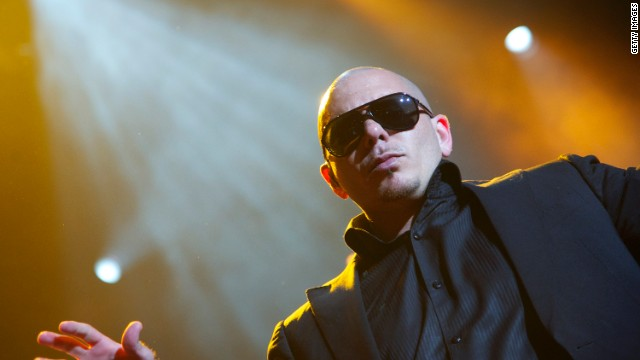 Pitbull's favorite Cuban food