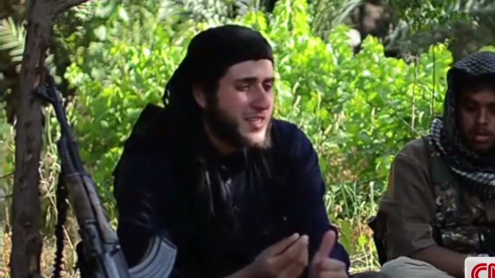 ISIS launches online propaganda attack - CNN Video