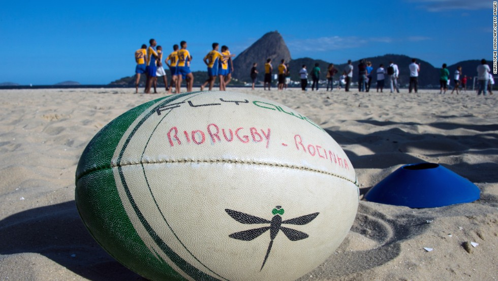 In August, Rio will welcome rugby to the Olympics for the first time since 1924, when the U.S. 15-a-side team retained its gold medal in Paris.