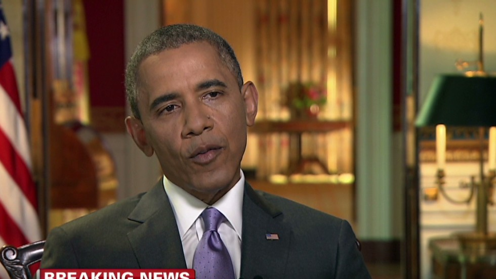 Obama: 'Won't be a military solution' if Iraqi political structure not fixed