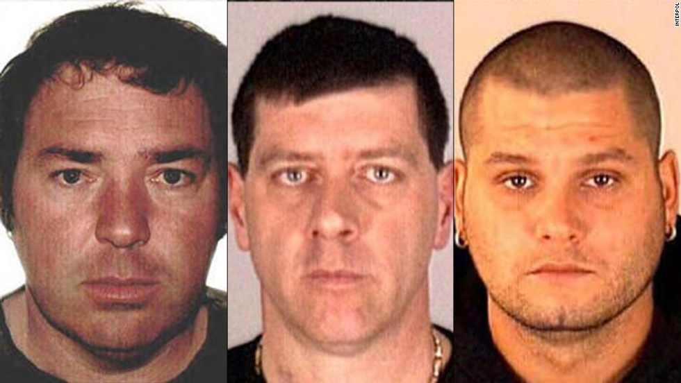 Escapees in Canadian helicopter jailbreak captured