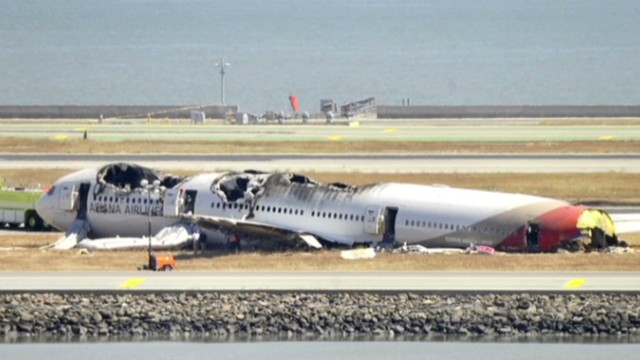 Who is to blame for Asiana crash?