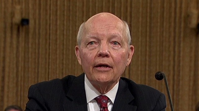 IRS chief under fire for missing emails
