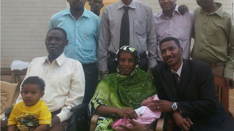 Released Sudanese Christian woman faces 2 new charges