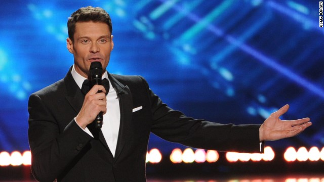 "Ryan Seacrest hosts the ""American Idol"" XIII finale on May 21, which is on Fox."