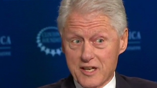 Bill Clinton says Hillary right on Syria