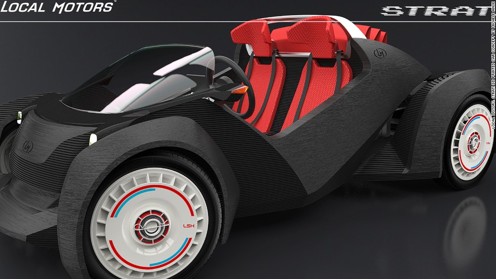 Local Motors is known for producing innovative vehicles, such as the first 3-D printed car, the Strati, which will also be given autonomous capability.