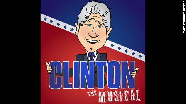 "Dueling Bill Clintons will be on view in ""Clinton: The Musical,""  a political satire coming to New York next month."