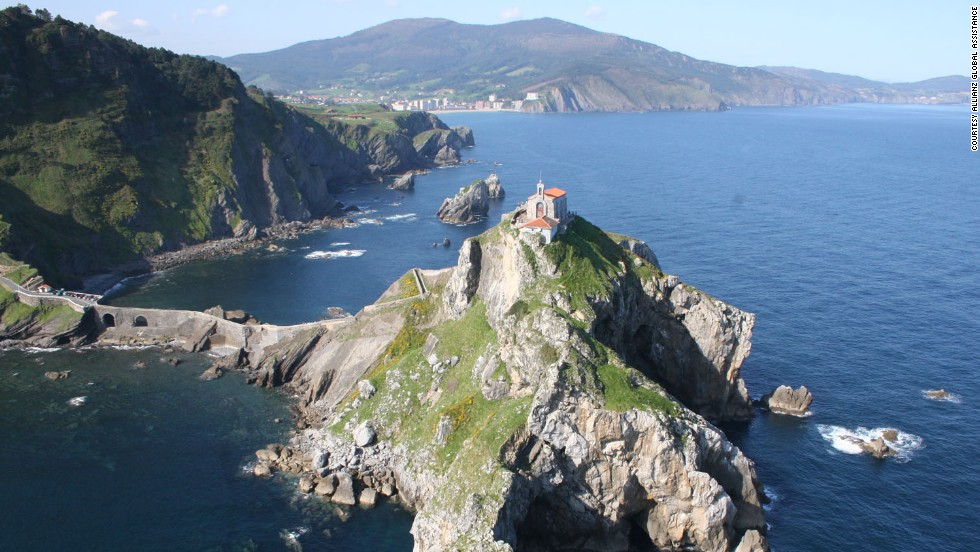 Spaniards select their own top 7 natural wonders
