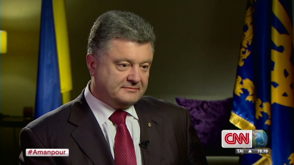 Ukrainian President: Peace depends on Putin's mood