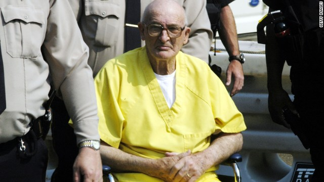 Edgar Ray Killen was found guilty in 2005 of three counts of manslaughter.